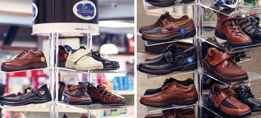 Diabetic and Arthritic Shoes at Omro Pharmacy Near Oshkosh, WI