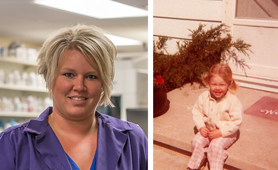 Angie Lead Technician at Omro Pharmacy near Oshkosh, WI